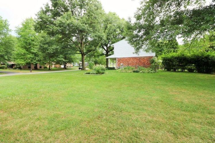 Side yard